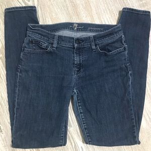 7 for all man kind Gwenevere Jeans Women's size 29